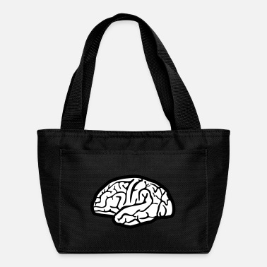 Brain Brain, brains - Lunch Bag