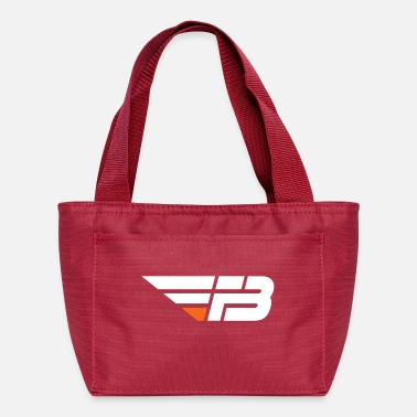 Factor B FBL White & Orange (nname - Lunch Bag