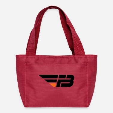 Factor B FBL Black Orange no na - Lunch Bag