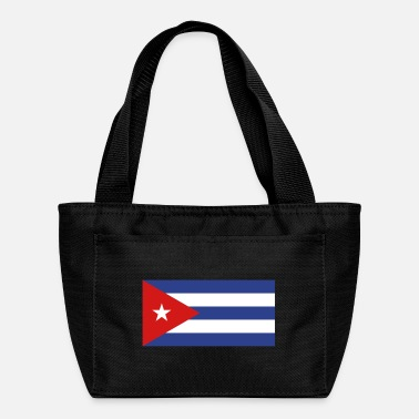 Flag Cuba (3c)++ - Lunch Bag