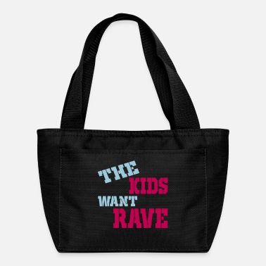 Rave rave - Lunch Box