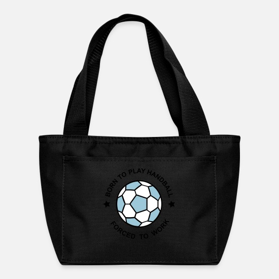 Handball Player Bags & Backpacks - handball - Lunch Box black