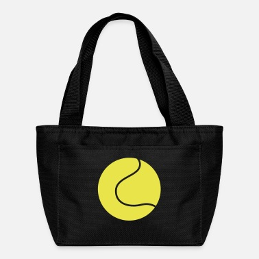 Wimbledon TENNIS wimbledon BALL simple - Lunch Bag