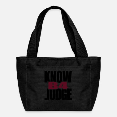 Tlc Know Before Judge - Lunch Bag