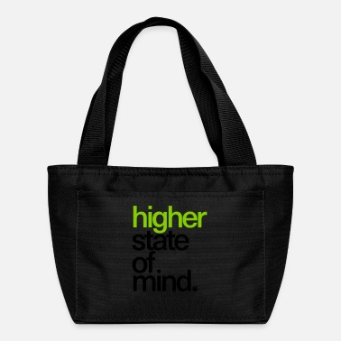 Higher State Of Higher State of Mind. - Lunch Bag