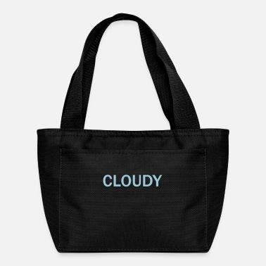 Cloudy Cloudy - Lunch Box