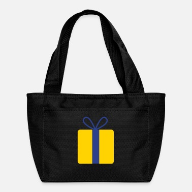 Present present gift with bow - Lunch Bag
