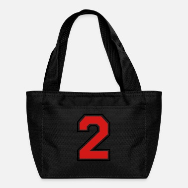 Number 2__f2 - Lunch Bag