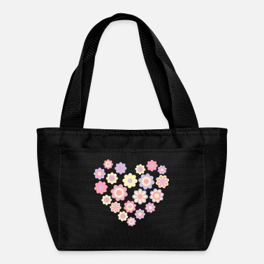 Blossom Heart by Cheerful Madness!! - Lunch Bag