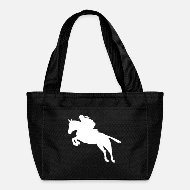 Show Jumping show jumping equestrian - Lunch Box