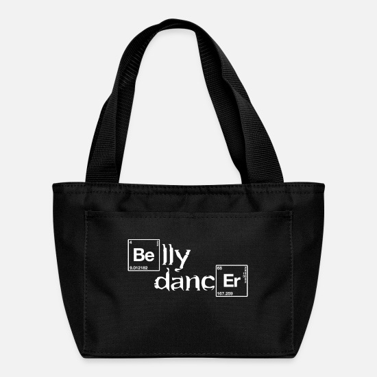 Belly Dance Bags & Backpacks - Belly dancEr - Lunch Box black