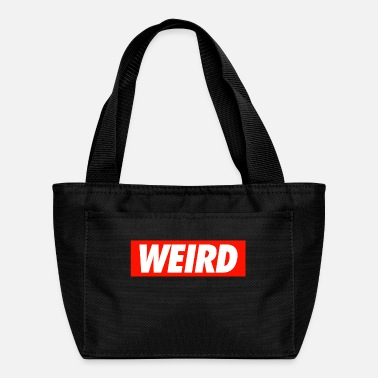 Weird WEIRD - Lunch Box