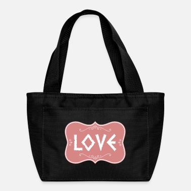 Cuore love vintage tee shirts - Lunch Box
