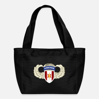 Army 44th Medical Brigade Wings - Lunch Bag