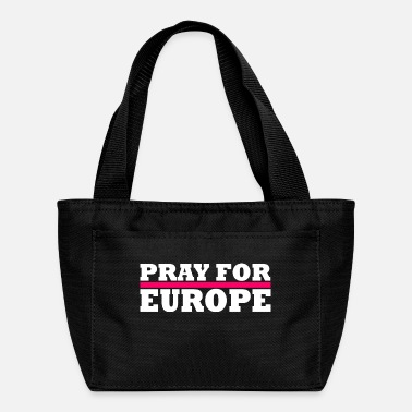 Europe Europe / Pray For Europe - Lunch Bag
