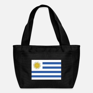 Bandera Bandera de Uruguay - Lunch Bag