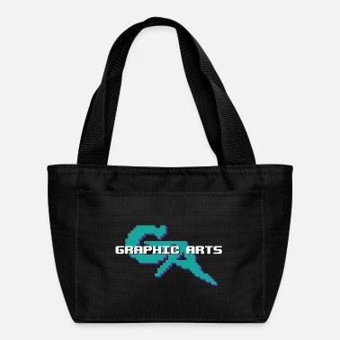 Graphic Art Graphic Arts - Lunch Bag