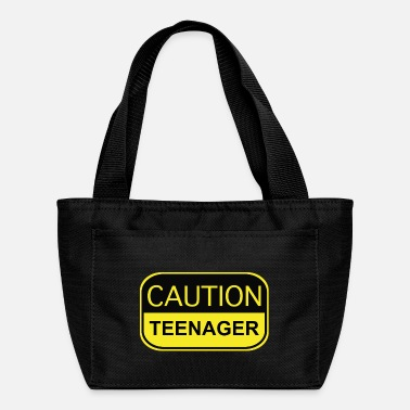 Teenager Caution Teenager - Lunch Box