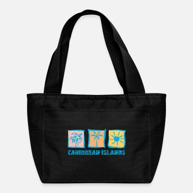 Caribbean CARIBBEAN ISLANDS - Lunch Bag