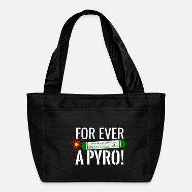 Pyro Firework Pyro - Lunch Bag