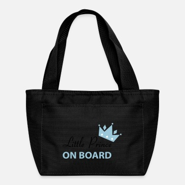 little prince on board - pregnancy - Lunch Bag