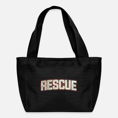 Rescue Rescue - Lunch Box