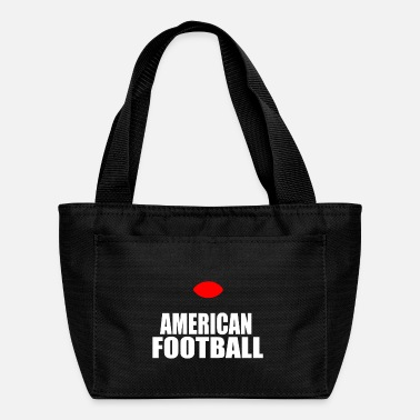 American Football AMERICAN FOOTBALL - Lunch Bag
