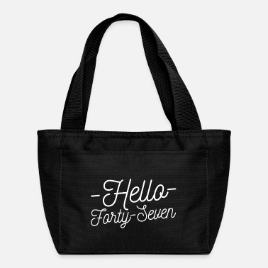 Hello Hello 47 - Lunch Bag