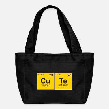 Science Student Cute chemistry science student - Lunch Bag