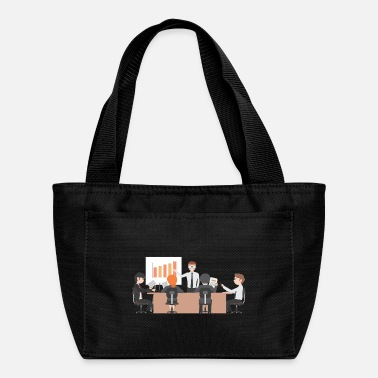 Meeting bussiness meeting - Lunch Bag