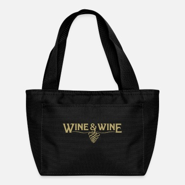 Wine Wine and Wine - Lunch Box