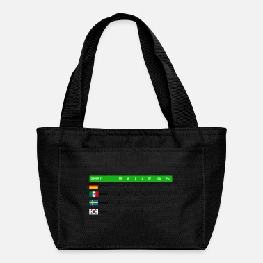 Football t-shirts for Germany win - Lunch Bag