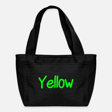 Yellow yellow - Lunch Bag