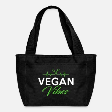 Vegan Vegan Vibes Veganism Vegans - Lunch Box