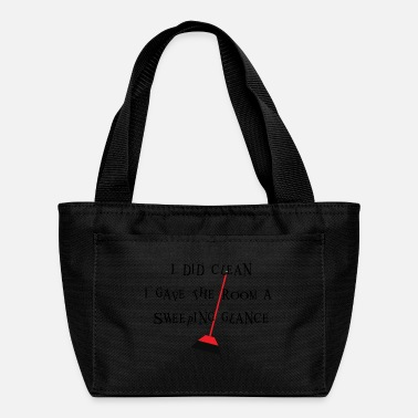 Sweep Sweeping Glance - Lunch Bag