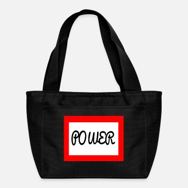 Power POWER - Lunch Box