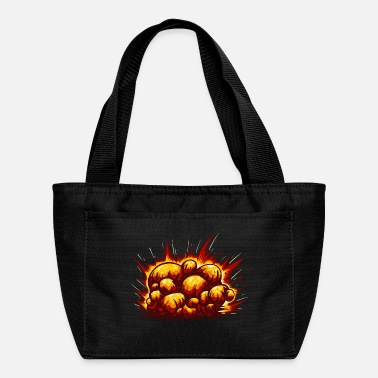 Explosion explosive - Lunch Bag