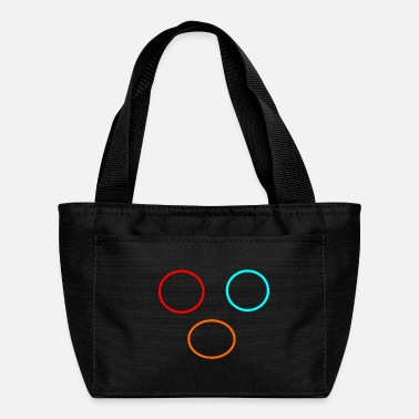 Circle circle - Lunch Bag