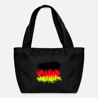 Flag Of Germany germany flag, germany, soccer - Lunch Box