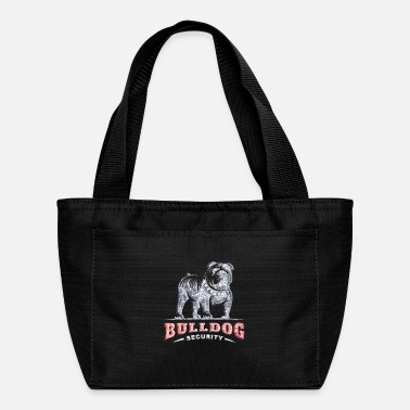 Gas dog shirt bulldog - Lunch Box