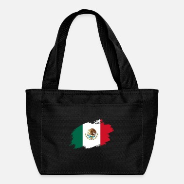 Central Mexico Mexico mexican flag banner central america - Lunch Bag
