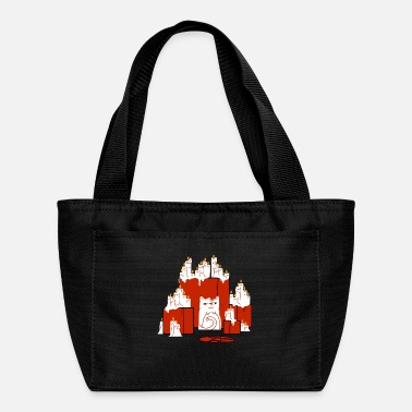 Cult cult cat - Lunch Bag