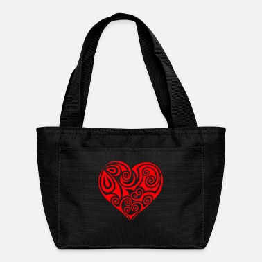 Cuore heart Herz - Lunch Box