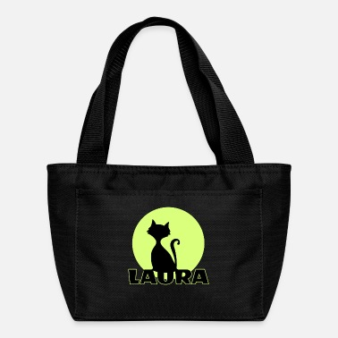 Laura Name Laura first name - Lunch Bag