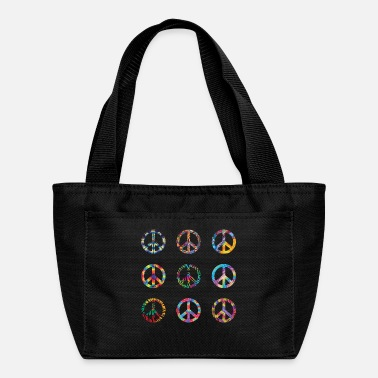 Sign peace sign - Lunch Bag