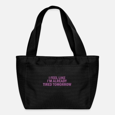 Funny Sleep Shirts | Funny Shirts About Sleep - Lunch Bag