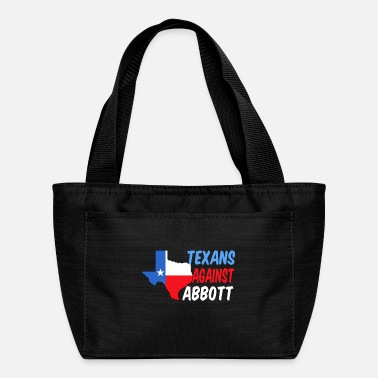 Texans Against Greg Abbott - Lunch Bag