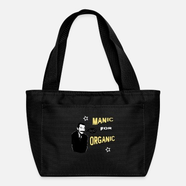 Manic Manic for Organic - Lunch Box