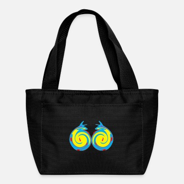 Graphic Art graphics art - Lunch Bag