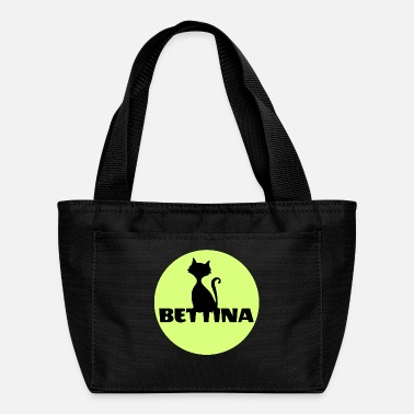 First Name Bettina first name - Lunch Bag